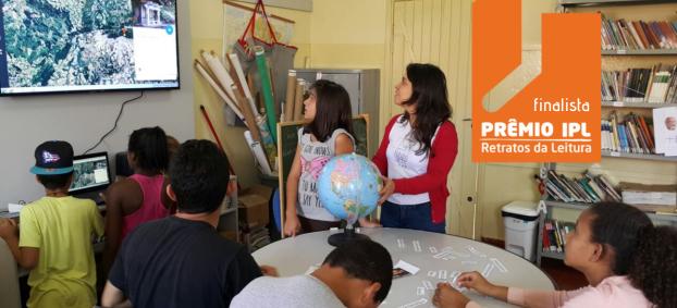 O projeto de inovação em bibliotecas e formação de leitores desenvolvido pela Casa da Árvore em Minas Gerais, concorre na categoria Organização da Sociedade Civil. A premiação acontece no dia 10 de dezembro, em São Paulo.